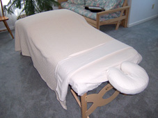 my massage table